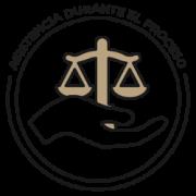jurides asistencia durante el proceso